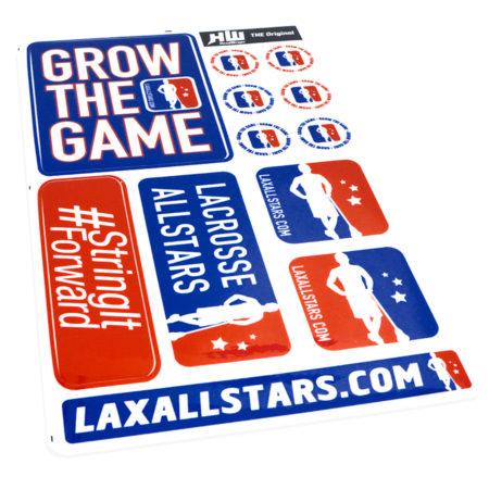 LAS Sticker Sheet