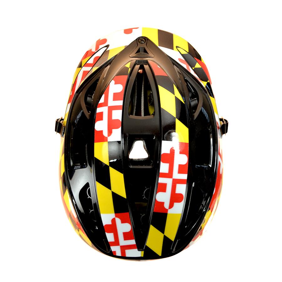 Maryland Flag HeadWrapz Decals