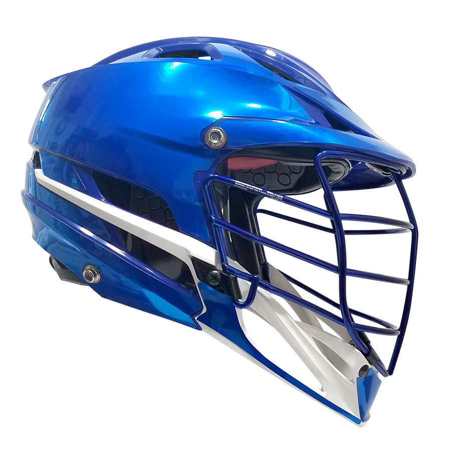 full chrome blue wrap vents included headwrapz
