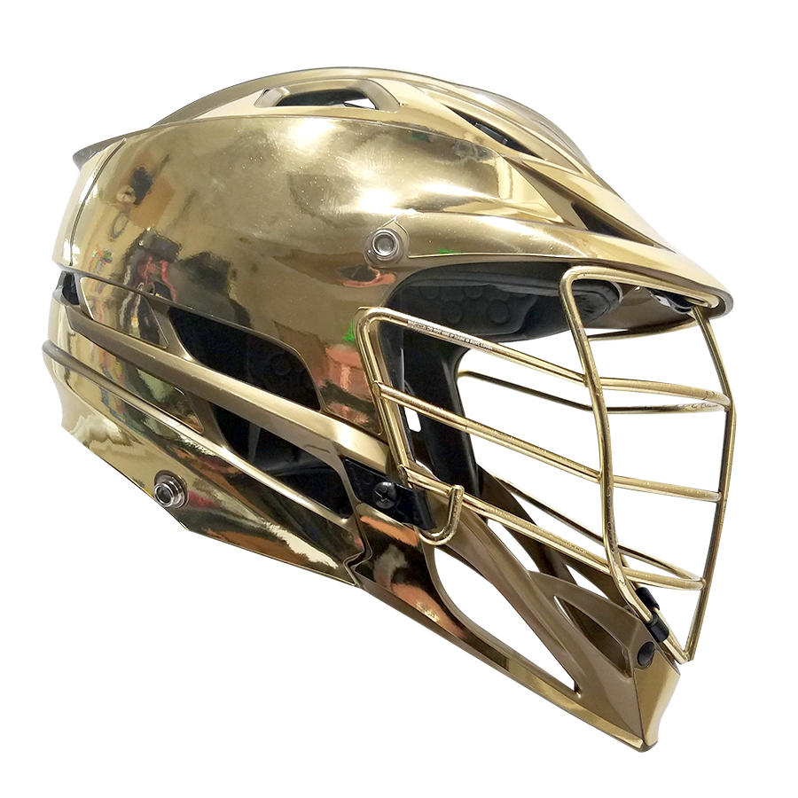 Full Chrome Gold Wrap Vents Included Headwrapz